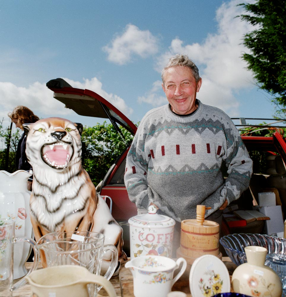 Car boot sale / Dorset