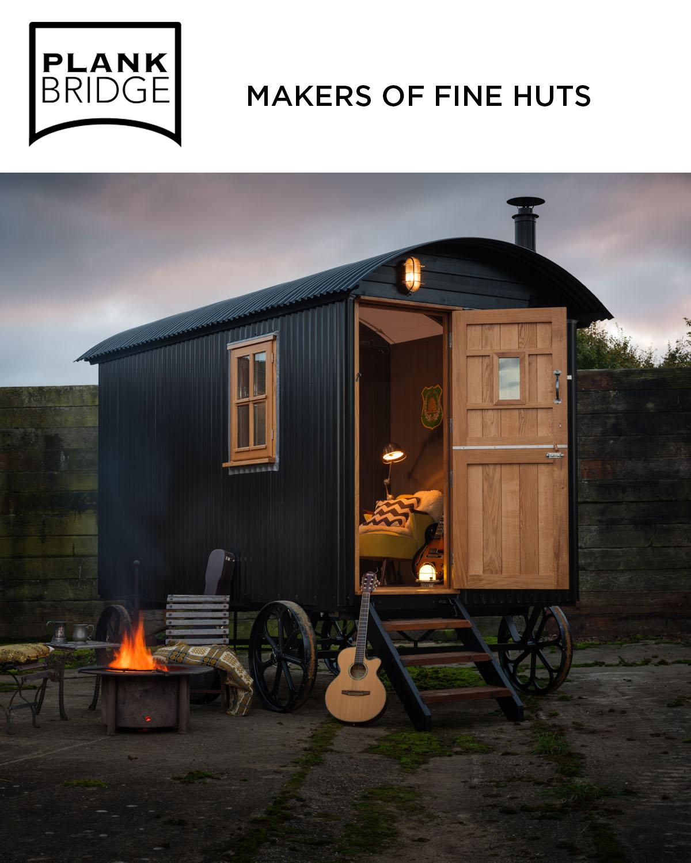 Plankbridge Huts 377 HEADLINE